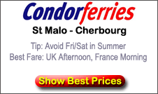 Condor Ferries To France
